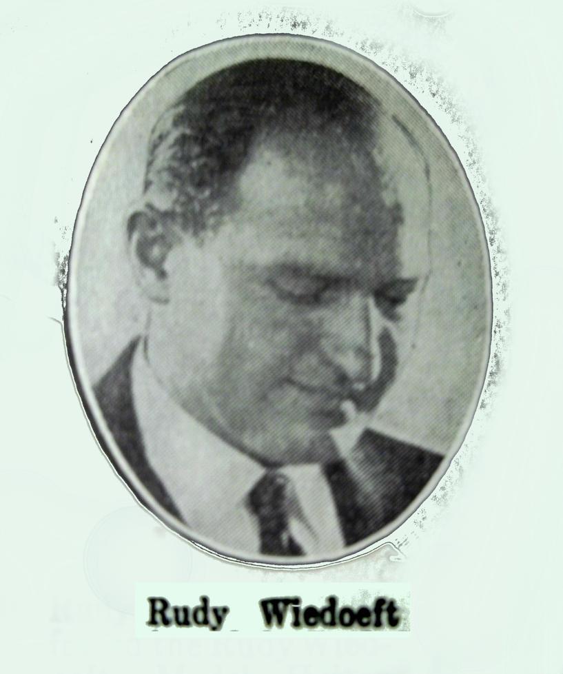 Rudy Wiedoeft, Saxophonist by PRR8157