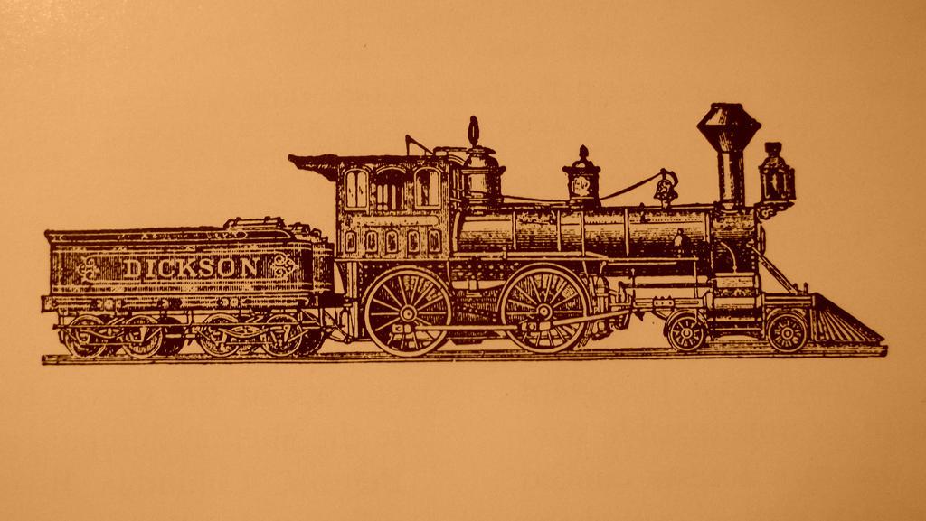 7830 Dickson 4-4-0 by PRR8157