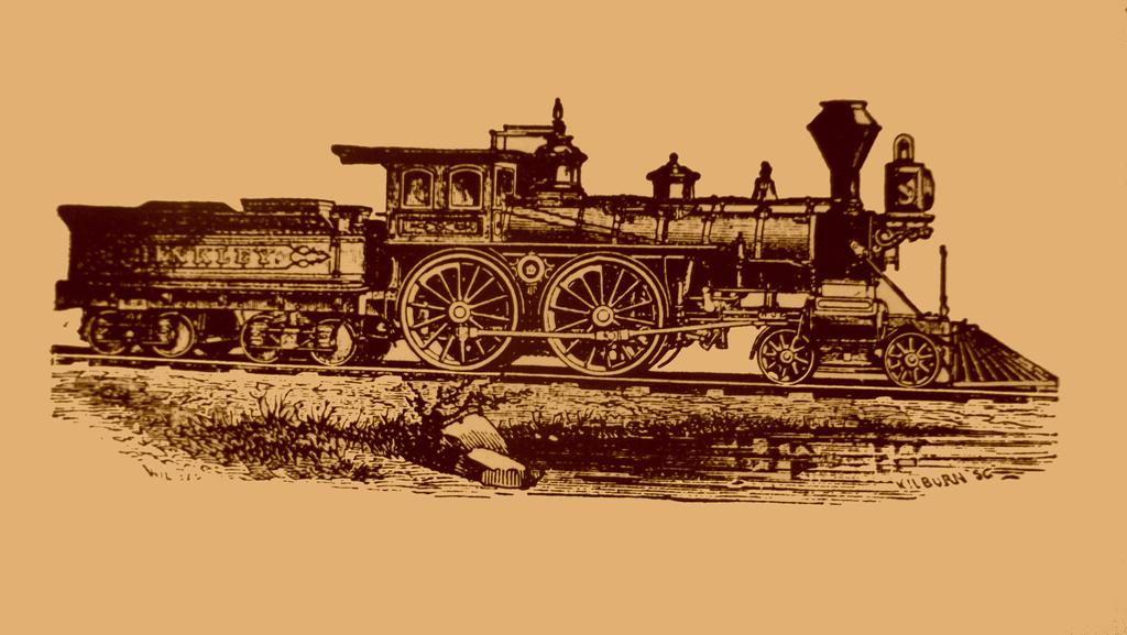 7833 Hinkley 4-4-0 by PRR8157