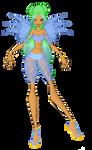Usari - Fairy of Magical Water