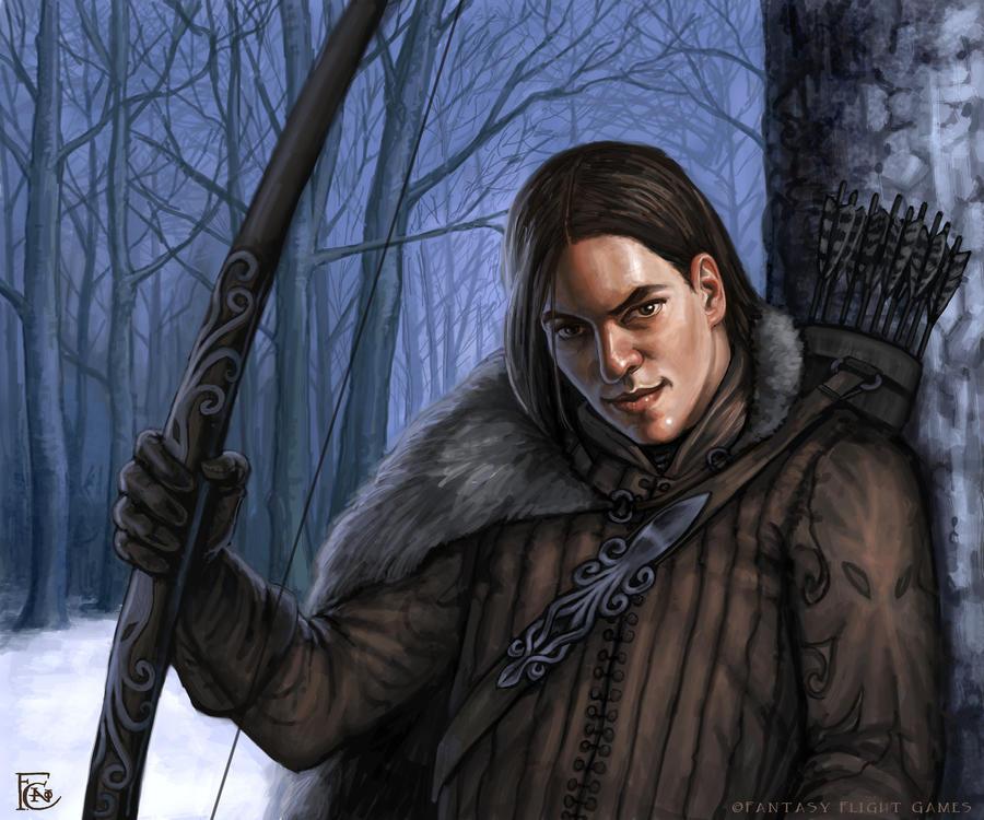 Theon Greyjoy by feliciacano