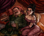 Personal Concubine by feliciacano