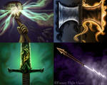 Weapons for Runebound