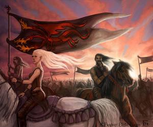 Queen Daenerys' Horde