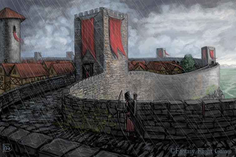 Great Wall for Descent by feliciacano on DeviantArt