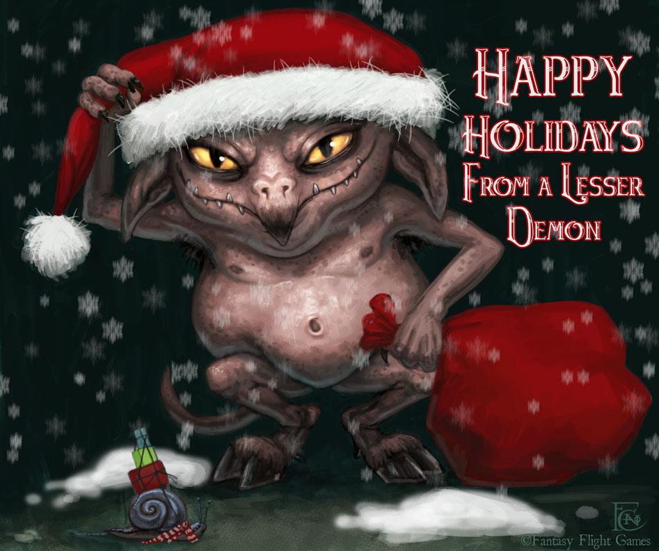 Happy Holidays by feliciacano