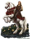 Chivalric Knight for Talisman