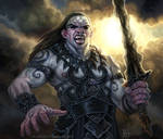 Wrathborn Warrior for Talisman