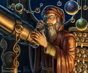 Astrologer for Talisman by feliciacano