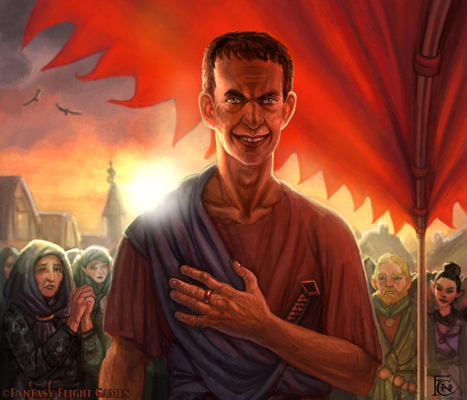 False Prophet for Talisman by feliciacano