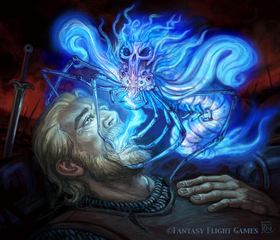 Deathstalker for Talisman by feliciacano