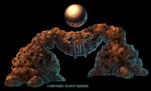 Graviton for Cosmic Encounter