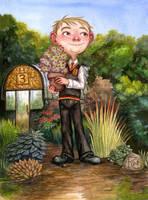 Neville Longbottom by feliciacano