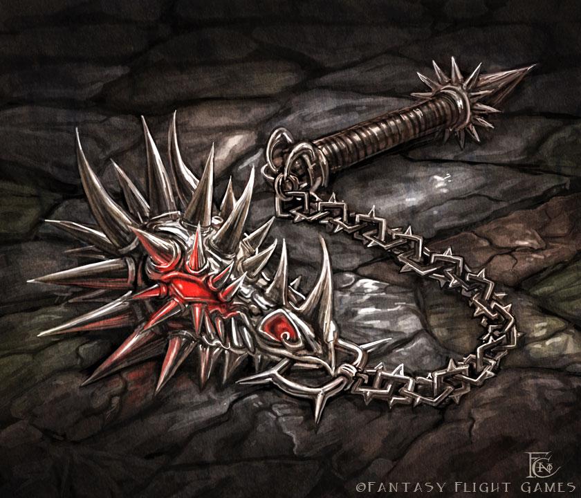 Dragon Bane for Talisman by feliciacano