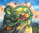 Mystic Dragon for Talisman