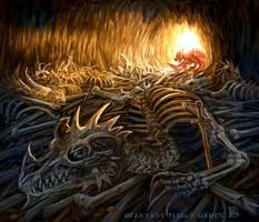 Cave of Bones for Talisman