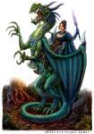 Dragon Rider for Talisman