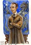 Professor Lupin Sketch