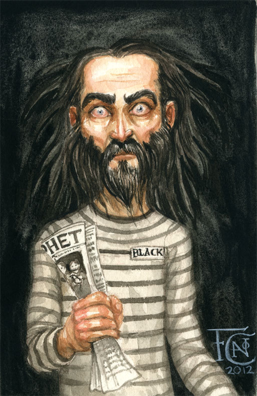 Sirius Black Sketch by feliciacano