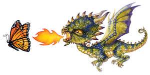 Baby Dragon for Art Order