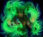 Grilipus Druid for Talisman