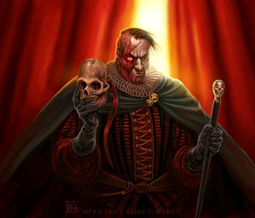 The Phantom for Talisman by feliciacano