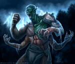Flesh Golem for Talisman
