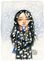 Cho Chang by feliciacano