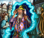 Temporal Mage for Talisman The City
