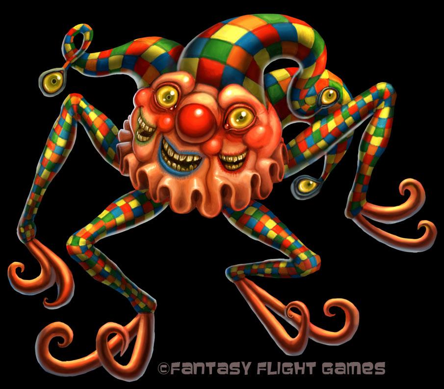 Joker for Cosmic Encounter by feliciacano