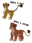 Breedable Results for 99Balto12 by AvalonLionWolf