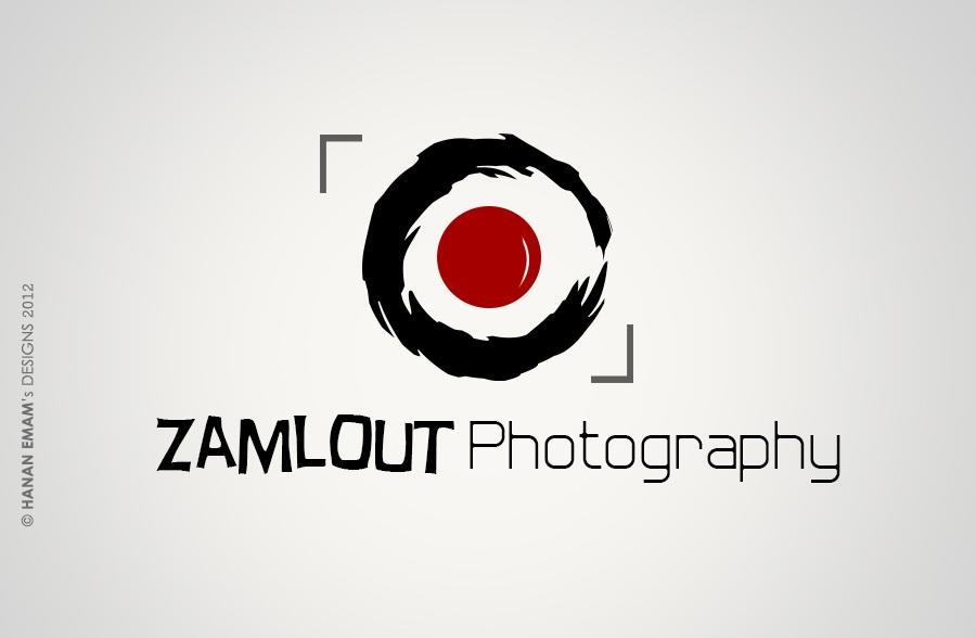 Zamlout Photography Logo By Hanan Design