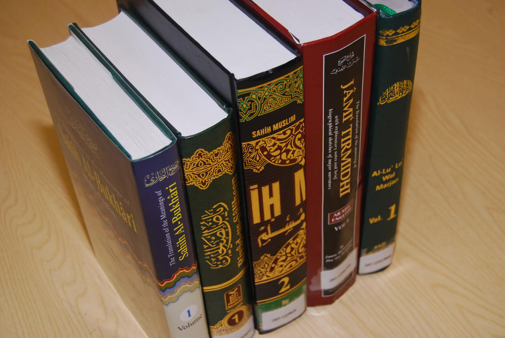 Hadith Books by billax
