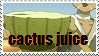 Cactus Juice Stamp by drag0nr1der