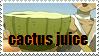 Cactus Juice Stamp by drag0nr1der