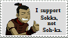 I Support the Real Sokka by drag0nr1der