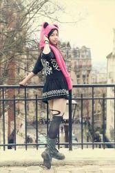 Le petit ourson  Paris