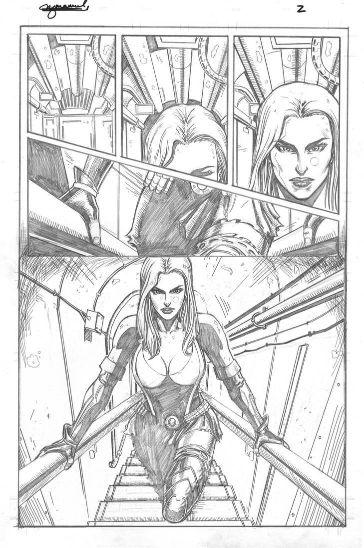 Sample Page 2 by MarkMarvida