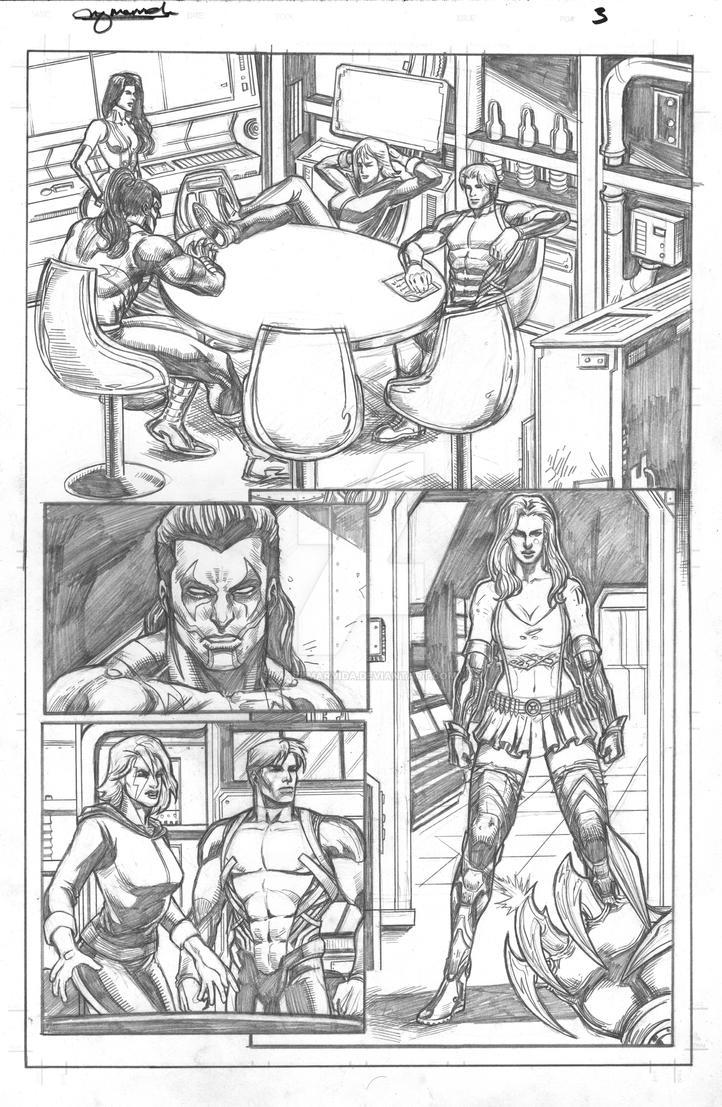 Sample Page3 by MarkMarvida