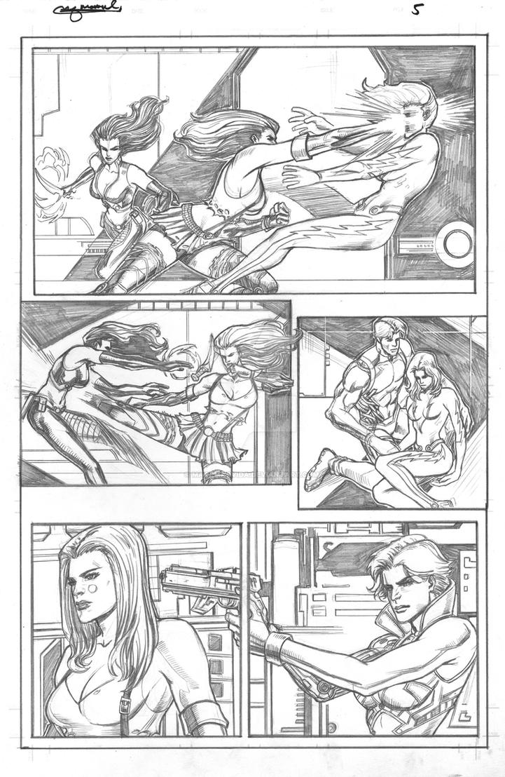 Sample Page5 by MarkMarvida