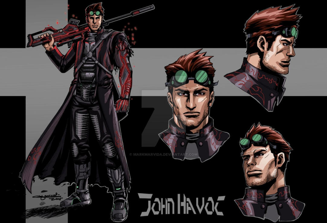 John Havoc by MarkMarvida