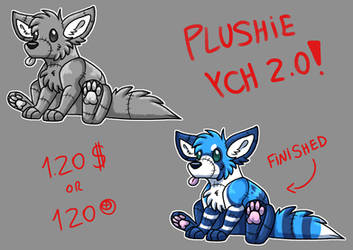 Plushie YCH 2.0! [OPEN] by Marcella-Youko