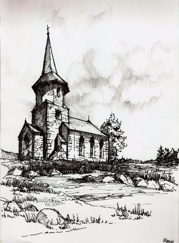 Church by leArchitecte