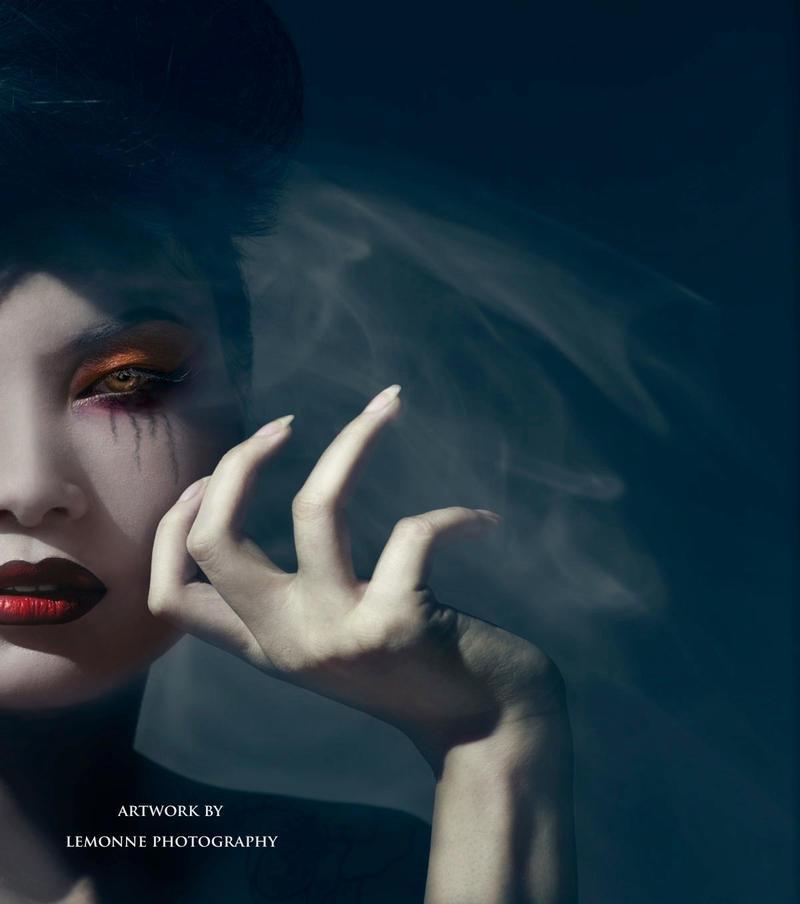 Dragon's Breath by LadyLemonne