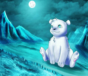 Polar Bear by Deruuyo