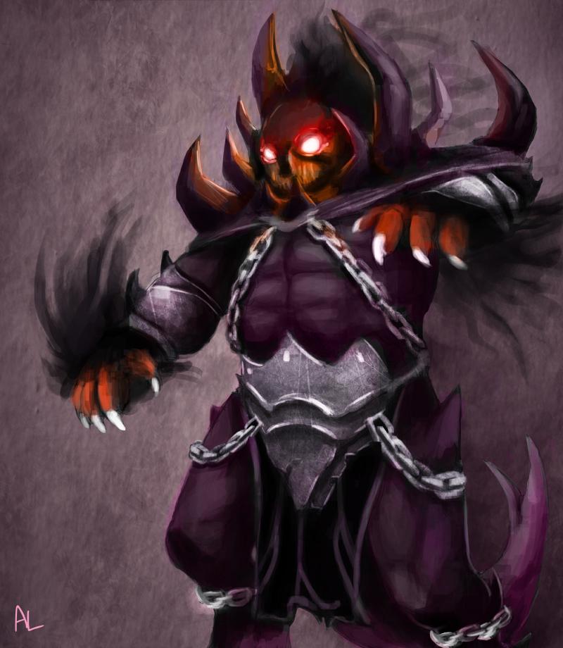 dota 2 shadow demon eredar by deruuyo on deviantart