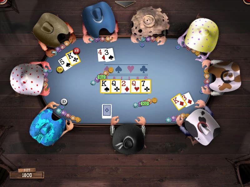 Online poker by ronozer