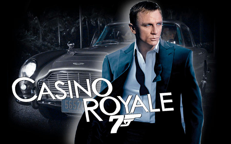 James bond casino royale streaming vk