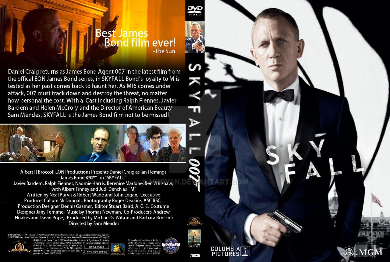 Cdcoverscc  Search  DVD  007 skyfall