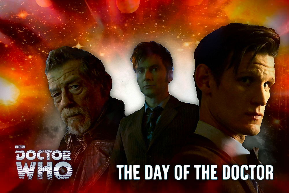 the day of the doctor poster by mrry4n on deviantart